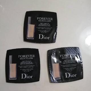 Christian Dior - ディオールスキン フォーエヴァー フルイド グロウ N2 サンプル