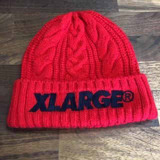 エクストララージ(XLARGE)のxlarge  ニット帽 ベビー(帽子)