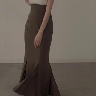 snidel - louren マーメイドプリーツスカート