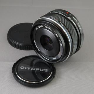 OLYMPUS - オリンパス M.ZUIKO DIGITAL17mm F1.8BLACK