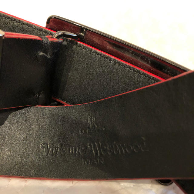 Vivienne Westwood(ヴィヴィアンウエストウッド)のヴィヴィアンウエストウッド ベルト メンズのファッション小物(ベルト)の商品写真