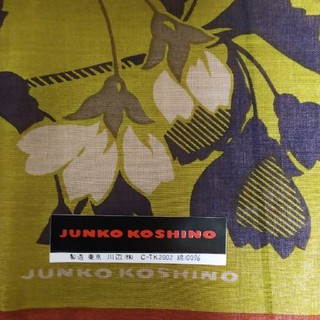 コシノジュンコ(JUNKO KOSHINO)のハンカチ(ハンカチ)