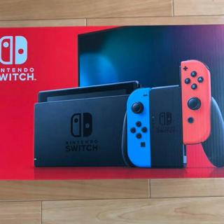 Nintendo Switch - 任天堂  ニンテンドースイッチ (L)ネオンブルー/(R)レッド  新型  新品