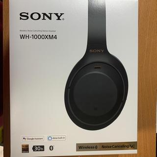 SONY - SONY WH-1000XM4 ノイズキャンセリングヘッドホン ハイレゾ対応