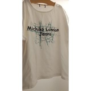 ミチコロンドン(MICHIKO LONDON)のMICHIKO LONDON Tシャツ(Tシャツ(半袖/袖なし))