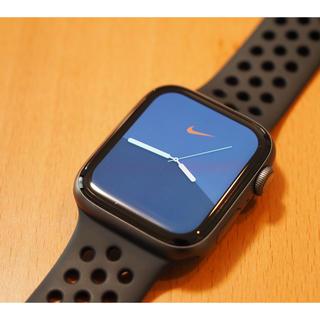 Apple Watch - Apple Watch Nike+ Series4 GPS 44mm