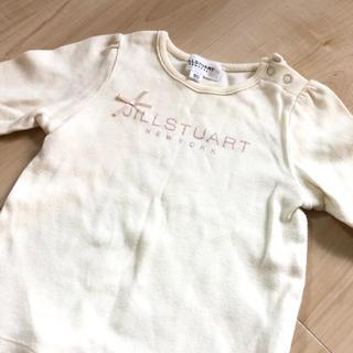 ジルスチュアートニューヨーク(JILLSTUART NEWYORK)のロンT 80センチ(Tシャツ)