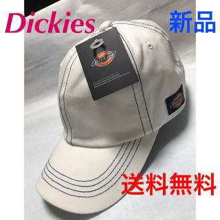 ディッキーズ(Dickies)の❤️男女兼用‼️Dickiesツイルキャップ❗️シンプル(キャップ)