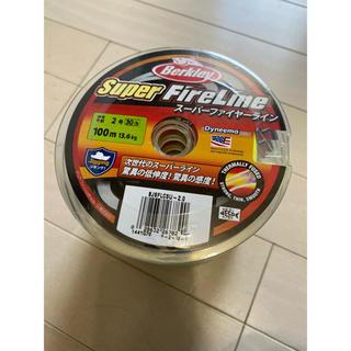 スーパーファイヤーライン 30lb 2号 900m スロージギング バークレイ (釣り糸/ライン)