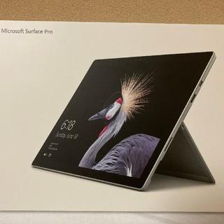 マイクロソフト(Microsoft)のsurface pro5 core i7 SSD256GB メモリ8(タブレット)