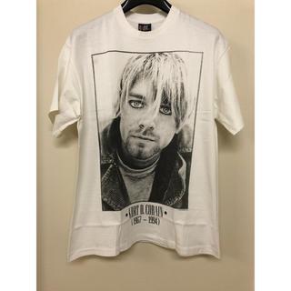FEAR OF GOD - NIRVANA Kurt Cobain 'Memorial' rap tee