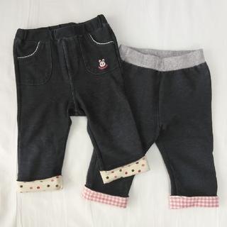 ミキハウス(mikihouse)のミキハウス ホットビスケッツ パンツ 80サイズ(パンツ)
