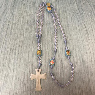 ロキエ(Lochie)のヴィンテージ 十字架ネックレス(ネックレス)