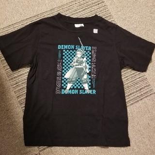 GU - 鬼滅の刃 Tシャツ キッズ140cm