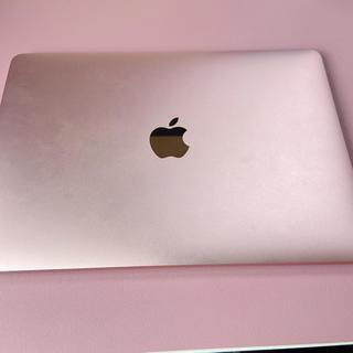Mac (Apple) - MacBook 12インチ ローズゴールド