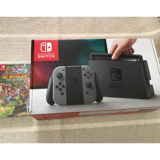 Nintendo Switch - switch本体+ソフト