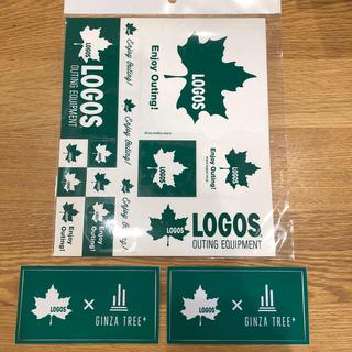 ロゴス(LOGOS)のLOGOS ステッカー(その他)
