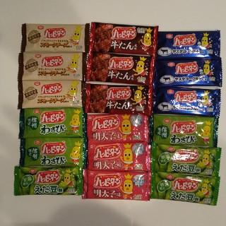 カメダセイカ(亀田製菓)の《お菓子》①6種類×3枚セット ハッピーターン(菓子/デザート)