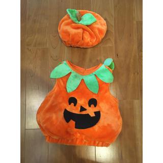 ハロウィン かぼちゃコスチューム