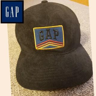 ギャップ(GAP)のgap cap コーデュロイ  キャップ(キャップ)