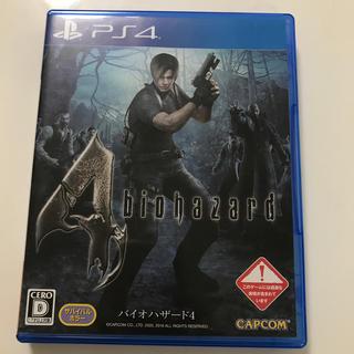 カプコン(CAPCOM)のバイオハザード4 PS4(家庭用ゲームソフト)