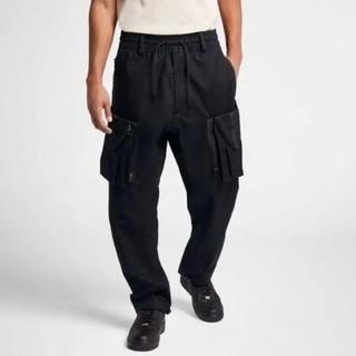 ナイキ(NIKE)の新品 NikeLab ACG Cargo pants 黒 XS 最終在庫(ワークパンツ/カーゴパンツ)