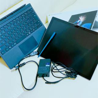 マイクロソフト(Microsoft)のSurface Pro 256GB 8GB office premium 搭載済(ノートPC)