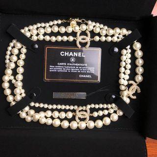 CHANEL - CHANEL❤️パール  ネックレス  ロングネックレス