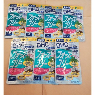 DHC - DHC フォースコリーソフトカプセル15日分×7袋