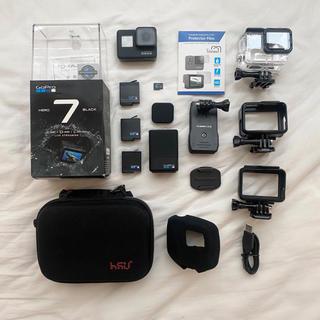 GoPro - GoPro HERO7 BLACK アクセサリー セット