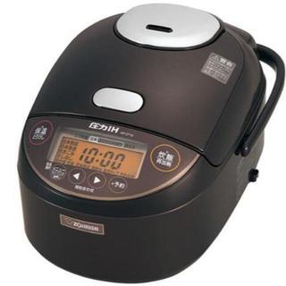 ゾウジルシ(象印)の新品未使用象印 圧力IH炊飯ジャー極め炊き NP-ZT10-TD(炊飯器)