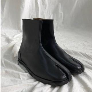 Maison Martin Margiela - ASCLO 足袋ブーツ 27.5cm フラットタイプ