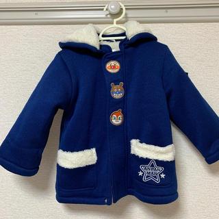 バンダイ(BANDAI)のアンパンマン 男の子 女の子 ジャケット コート 子供服 100cm(ジャケット/上着)