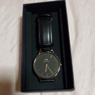 ダニエルウェリントン(Daniel Wellington)のダニエルウェリントン シェフィールド メンズ時計(腕時計(アナログ))