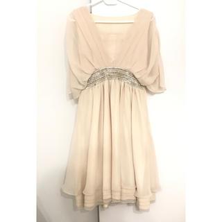 グレースコンチネンタル(GRACE CONTINENTAL)のドレス 結婚式  パーティードレス 二次会 キャバドレス ワンピース ミニ(ミディアムドレス)