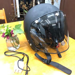 イタリア手製シールド&Bluetooth &バイザー&クリアシールド付きヘル