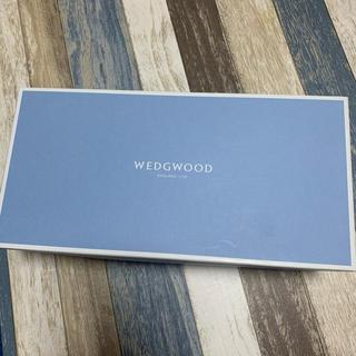 ウェッジウッド(WEDGWOOD)のWEDGWOOD ペアカップ&ソーサー(グラス/カップ)