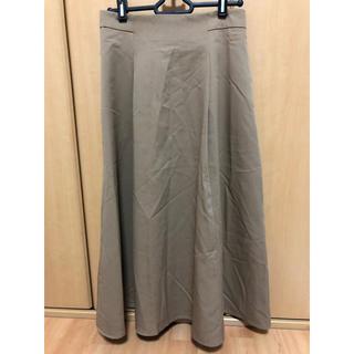 レプシィム(LEPSIM)のLEPSIM レプシィム キャメル色スカート(ロングスカート)