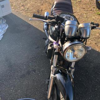 カワサキ(カワサキ)のバリオス ZR250A(車体)