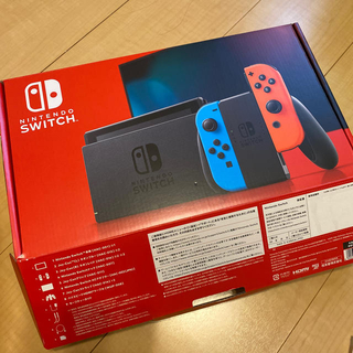 Nintendo Switch - Nintendo switch 本体 スイッチ