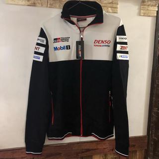 新品! TOYOTA GAZOO Racing team スウェット ジャケット