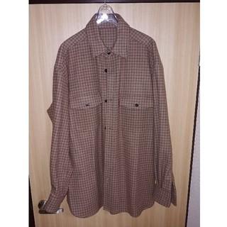 サンシー(SUNSEA)のURU CPOシャツ(シャツ)