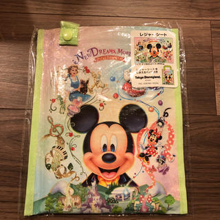 Disney - ディズニーランド 新エリア レジャーシート