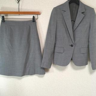 スーツカンパニー(THE SUIT COMPANY)のスーツカンパニー 36 W60 スカートスーツ 夏 サマー DMW(スーツ)
