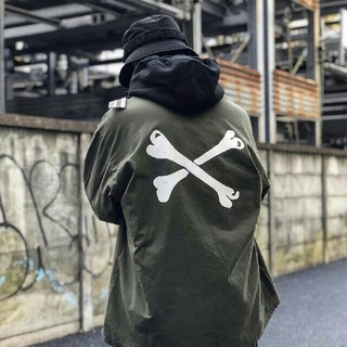 NEIGHBORHOOD - NEIGHBORHOOD x Wtaps Jungle LS/Shirt