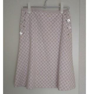ミナペルホネン(mina perhonen)のサリースコット スカート(ひざ丈スカート)