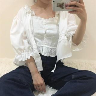 カスタネ(Kastane)のRILI × apres jour コラボ ブラウス(シャツ/ブラウス(長袖/七分))
