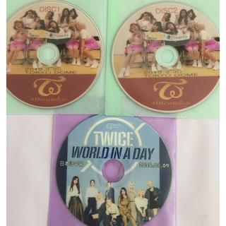 ウェストトゥワイス(Waste(twice))の✩.*TWICE 트와이스 トゥワイス Dreamday &2020最新DVD(ミュージック)