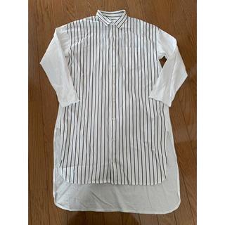 Yohji Yamamoto - S'YTEサイト★切り替えロングシャツSサイズ★ヨウジヤマモト