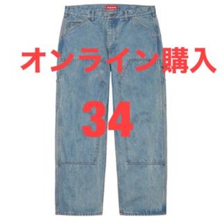 シュプリーム(Supreme)の20aw supreme Double Knee Denim Painter (ペインターパンツ)